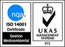 Ver el Certificado de Gestión Medioambiental
